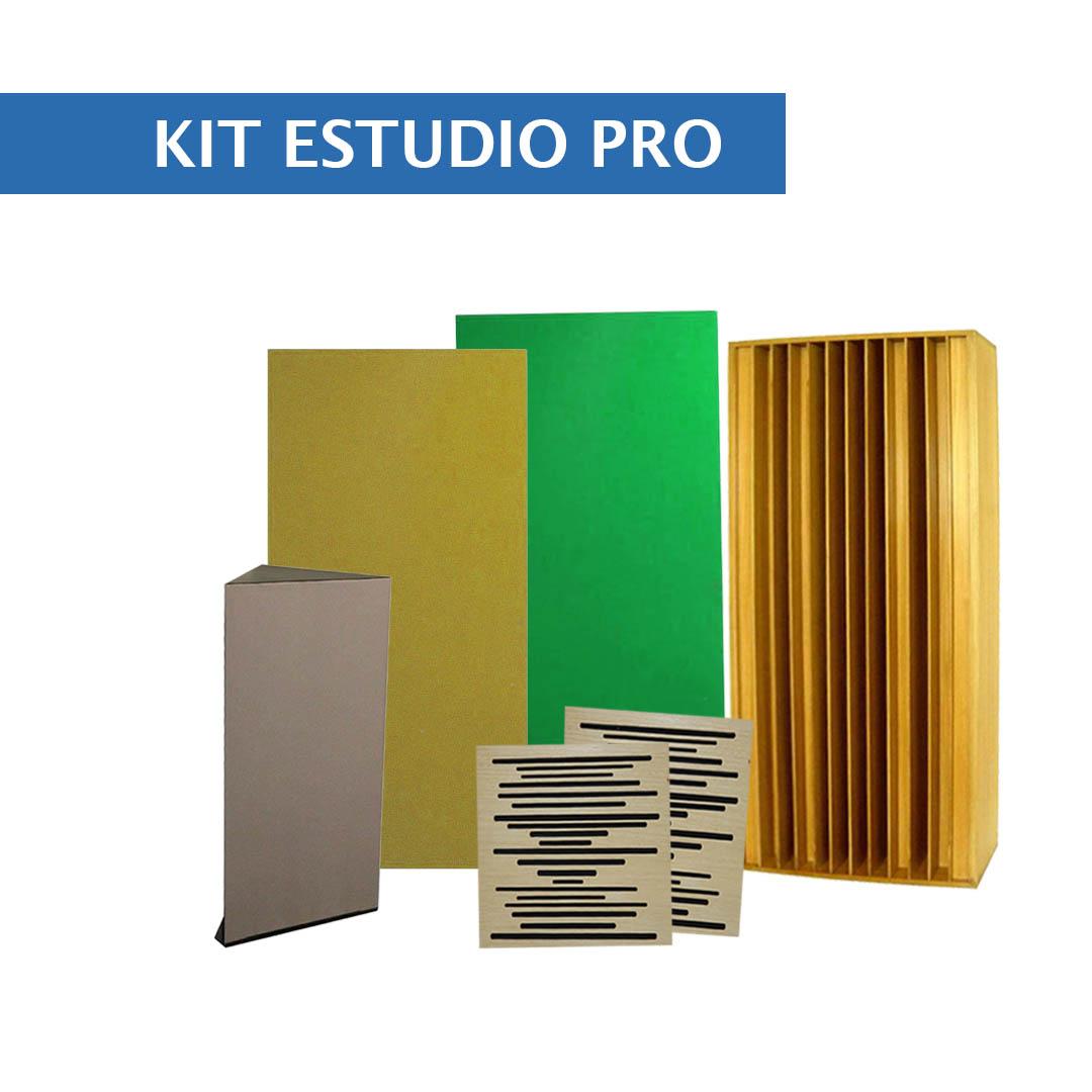 kit de estudio pro