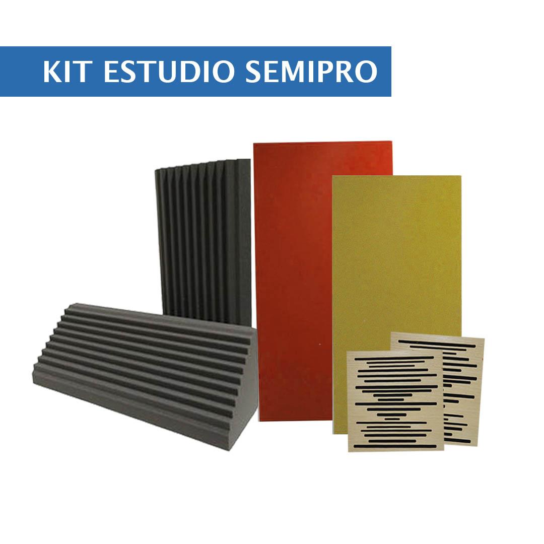 Kit de estudio semipro